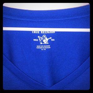 True Religion Tops - Authentic true religion Buddha top NWT flawless